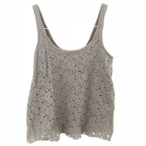 AEO Lace Floral Tank